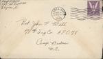 Jack P. Bell World War Two Correspondence #292