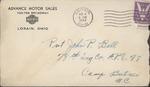 Jack P. Bell World War Two Correspondence #293