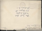 Jack P. Bell World War Two Correspondence #294