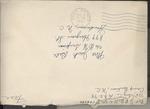 Jack P. Bell World War Two Correspondence #294