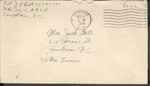 Jack P. Bell World War Two Correspondence #295