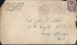 Jack P. Bell World War Two Correspondence #296