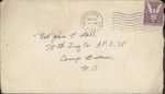 Jack P. Bell World War Two Correspondence #297