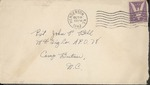 Jack P. Bell World War Two Correspondence #298
