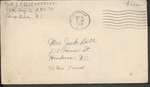Jack P. Bell World War Two Correspondence #299