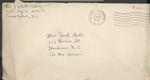 Jack P. Bell World War Two Correspondence #300