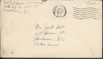 Jack P. Bell World War Two Correspondence #302