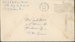 Jack P. Bell World War Two Correspondence #303