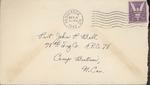 Jack P. Bell World War Two Correspondence #304