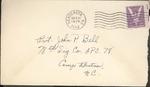 Jack P. Bell World War Two Correspondence #305