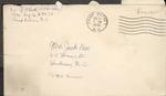 Jack P. Bell World War Two Correspondence #306