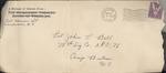 Jack P. Bell World War Two Correspondence #307