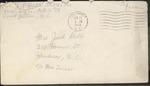Jack P. Bell World War Two Correspondence #310