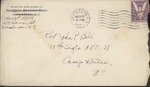 Jack P. Bell World War Two Correspondence #313