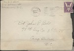 Jack P. Bell World War Two Correspondence #314