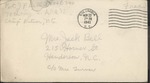 Jack P. Bell World War Two Correspondence #315