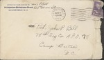 Jack P. Bell World War Two Correspondence #316
