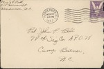 Jack P. Bell World War Two Correspondence #318