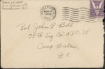 Jack P. Bell World War Two Correspondence #319