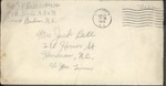 Jack P. Bell World War Two Correspondence #320