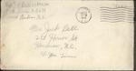 Jack P. Bell World War Two Correspondence #320