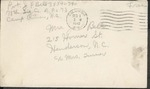 Jack P. Bell World War Two Correspondence #326