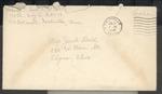 Jack P. Bell World War Two Correspondence #332