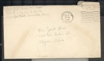 Jack P. Bell World War Two Correspondence #333