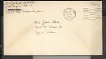 Jack P. Bell World War Two Correspondence #334