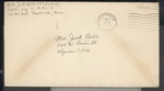 Jack P. Bell World War Two Correspondence #335