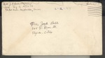 Jack P. Bell World War Two Correspondence #337