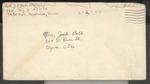 Jack P. Bell World War Two Correspondence #337