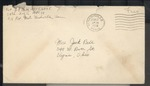 Jack P. Bell World War Two Correspondence #339