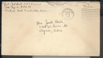 Jack P. Bell World War Two Correspondence #340