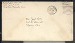 Jack P. Bell World War Two Correspondence #341
