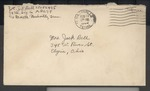 Jack P. Bell World War Two Correspondence #342