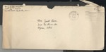 Jack P. Bell World War Two Correspondence #343