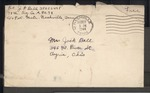 Jack P. Bell World War Two Correspondence #344