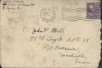Jack P. Bell World War Two Correspondence #349