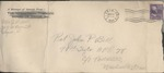 Jack P. Bell World War Two Correspondence #355