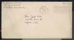 Jack P. Bell World War Two Correspondence #357