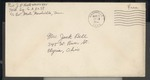 Jack P. Bell World War Two Correspondence #359