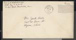 Jack P. Bell World War Two Correspondence #359