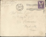 Jack P. Bell World War Two Correspondence #361