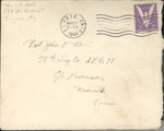 Jack P. Bell World War Two Correspondence #364