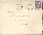 Jack P. Bell World War Two Correspondence #364