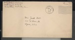 Jack P. Bell World War Two Correspondence #366