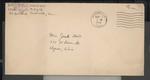 Jack P. Bell World War Two Correspondence #366
