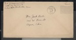 Jack P. Bell World War Two Correspondence #368