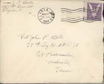Jack P. Bell World War Two Correspondence #369